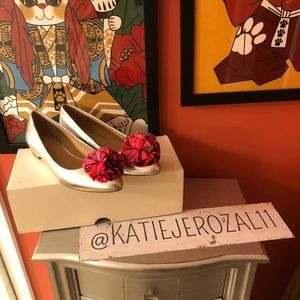 Anthropologie size 8.5 shoes